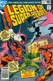 DC Comicss Legion Of Super Heroes Issue 263
