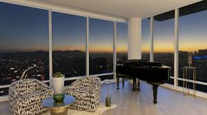 100 Penthouses San Francisco Penthouse Comes With SelfPlaying Steinway Piano