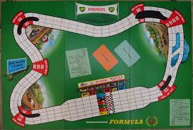 Waddingtons Formula 1 Motor Racing Board Game Mid 1960s Thumbnail
