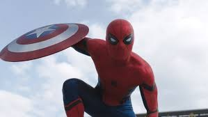 Tom Holland As Your Friendly Neighborhood Spider Man In Captain America Civil War The Iconic Superhero Has Traditionally Been A Sony Pictures Property