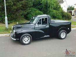 100 Sale My Truck Morris Minor Pickup The Rare Austin Badged Model