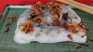 cuisine farce banh cuon le bon dosage de la pâte et de la farce cooking with