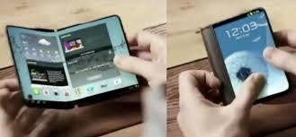 Samsung Working on Dual Screen Smartphones