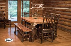 rustic dining room sets carved mesa patona redecorate your home