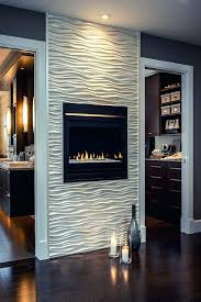 modern fireplace tile ideas best design wall mounted gas hang on