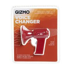 Halloween Voice Changer by Gizmo Micro Voice Changer At Wilko Com