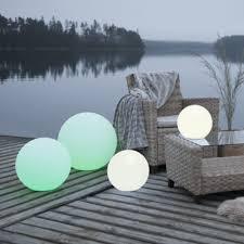 runde outdoor led leuchte klein