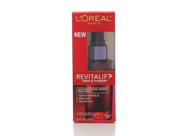 L'Oréal Revitalift Triple Power Concentrated Serum Treatment