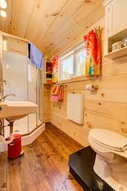 You Can Build This Tiny House From A Kit Tiny Home Interiors Brilliant Design Ideas Wishbone Bathroom For Small House Birdview Gallery How To Make It Big In Ingeniously Designed On Wheels Shower Plan Beuatiful Interior Lovely And Simple Ideasbamboo Floor And Bathrooms Alluring A 240 Square Feet Tiny House Wheels Afton Tennessee Best 25 Bathroom Ideas Pinterest Mix Styles Traditional Master Basic