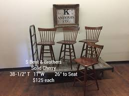 S Bent & Brothers 1867-2000 Gardner Ma Solid Cherry Windsor Stools ... S Bent Bros Colonial Related Keywords Suggestions Vintage Sbent Rocking Adult Chair Antique Excellent Brothers Chair Rocking Antiques Board 10 Popular Fniture Replicas That Are Now Outlawed By Uk Copyright Vintage Solid Maple Sold The Long Island Pickers Mpfcom Almirah Beds Wardrobes Buffet Hutch New England Home Fniture Consignment Great Grandmothers Childs And 19th Century Chairs 95 For Sale At 1stdibs