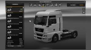 GEARBOX FOR ALL TRUCKS 1.3 ETS 2 Mod -Euro Truck Simulator 2 Mods