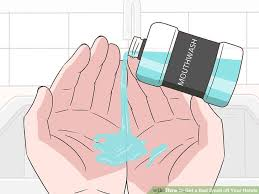 Sink Sprayer Smells Like Rotten Eggs by 5 Ways To Get A Bad Smell Off Your Hands Wikihow