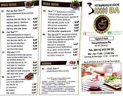 sinh ba olching restaurant bewertungen telefonnummer