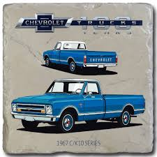 1967 C/K10 Series - Chevy Trucks 100 Stone Coaster – GM Company Store 1967 Chevy C10 Pickup Truck Hot Rod Network Wood Beds Bed Trucks Are You Fast And Furious Enough To Buy This 67 Silverado Pick Up Painted Fleece Blanket For Sale Chevrolet Youtube Ck Wikipedia Rare K10 4x4 Short Frame Off K20 4x4 Lane Classic Cars Rebuilt A To Celebrate 100 Years Of Truck Making 2015 Offers Custom Sport Package