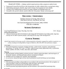 Most Sample Resume For Registered Nurse Position Endearing Example