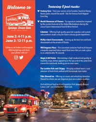 100 World Fare Food Truck Disney Springs On Twitter TODAY Bring Your Appetite To The