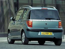 Peugeot 1007 2005 picture 21 of 41