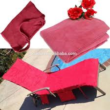 Terry Cloth Lounge Chair Covers With Pillow by Lounge Chair Towels Lounge Chair Towels Suppliers And