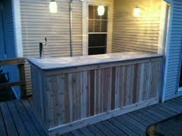 Wooden Patio Bar Ideas by Outdoor Bar The Home Pinterest Bar Backyard And Patios