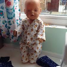 Boy Doll Clothes 14 Inch