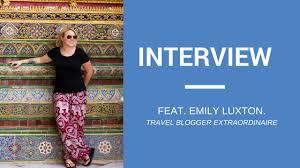 Adewale Adelani Interview With Emily Luxton