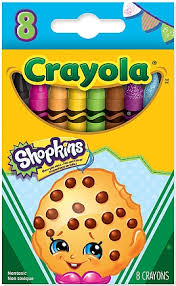 Free Crayola Shopkins Crayons W Coloring Book Purchase Toys R Us Coupon Print Now