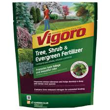 Christmas Tree Storage Bin Home Depot by Vigoro Tree Shrub And Evergreen 3 5 Lb Plant Food 124260 The