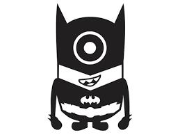 Pin Batman Clipart Minion 4
