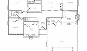 Simple Single Level House Placement by Smart Placement Single Level House Plans With Basement Ideas