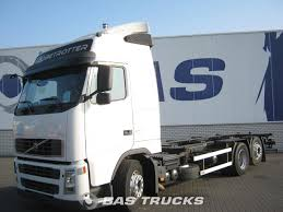 100 German Trucks Volvo FH 440 Manual Euro 5 Truck Truck BAS