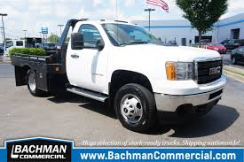 Pre-Owned 2013 GMC Sierra 3500HD Work Truck Regular Cab Chassis-Cab ...