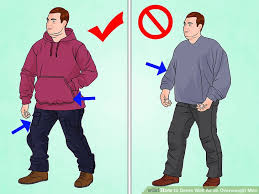 Image Titled Dress Well As An Overweight Man Step 8