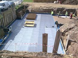 Construction Of Basement by Basement Waterproofing Membrane U2014 New Basement And Tile