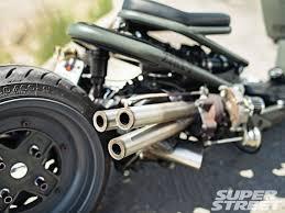 Sstp 1212 08 2006 Honda Ruckus Exhaust