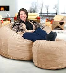 Big Fluffy Bean Bag Chairs Giant Walmart