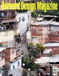 100 Residential Architecture Magazine Harvard Design No 8 Housing And Community