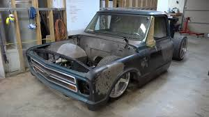 Finnegan Installs A LT4 Into His C10 – Engine Swap Depot 6500 Shop Truck 1967 Chevrolet C10 1965 Stepside Pickup Restoration Franktown Chevy C Amazoncom Maisto Harleydavidson Custom 1964 1972 V100s Rtr 110 4wd Electric Red By C10robert F Lmc Life Builds Custom Pickup For Sema Black Pearl Gets Some Love Slammed C10 Youtube Astonishing And Muscle 1985 2 Door Real Exotic Rc V100 S Dudeiwantthatcom