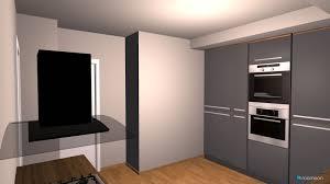 raumplanung küche 3 decke trockenbau rechteck roomeon