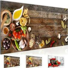 bilder kunstdruck 500414p wandbilder küche gewürze vlies