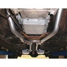 Mustang Dual Exhaust Kit 2