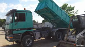 Classified Ads - OTHER MB 3340 6x6 Dump Trucks For Rent