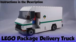 Custom LEGO Vehicle: Package Delivery Truck [Instructions In The ... Best Popular Lego Ups Truck Great Vehicles Box Minifigure Philippines Price List Building Block Toys For Sale Custom Vehicle Package Delivery Truck Itructions In The Technic 42043 Mercedes Benz Arocs 3245 Tipper Cstruction Amazoncom Sb Food Ny Inc Lego Box United Parcel Service Delivery A Photo On Flickriver Buy Airport Rescue 42068 Online At Toy Universe Bruder Scania R Series Logistics With Forklift Jadrem Monster Smash Ups Rhino Rc 3500 Hamleys Technic Hauler 8264 Games
