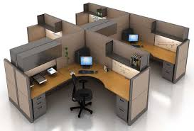 Furniture Cubicle Installation