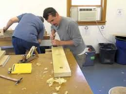 Moxon Vise at the Center for Furniture Craftsmanship