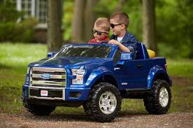 Fisher-Price Introduces 2015 Ford F-150 Power Wheels Power Wheels My First Craftsman 6v Ford F150 Rideon Black Hot Jeep Wrangler Walmart Canada 12v Awesome Mp3 Kids Ride Truck Car Rc Amazoncom Toys Games Lil 6volt Battypowered Sidewalk Race Youtube Trash Truck Cversion On Vimeo Cover Kwcc001 Kidswheels Ride Along In Our Gmc Denali On Hummer Style Magic Cars Parental Rem Monster Jam Grave Digger 24volt Battery Powered Walmartcom