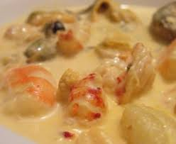 comment cuisiner des moules congel s cassolette de fruits de mer recette de cassolette de fruits de mer
