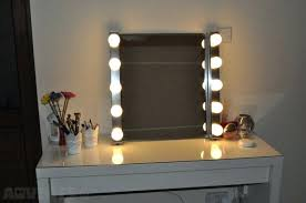 Vanity Table With Lighted Mirror Amazon by Light Up Vanity Mirror Amazon Amazing Of Lights With Lighted Table