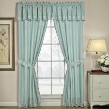 Lush Decor Window Curtains by Curtains Blue Curtains Drapes Lush Decor Circle Dream Window