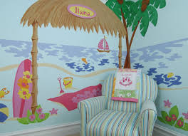 Wall Mural Decals Beach by Mural Beautiful Wall Murals Beach Tropical Wall Murals Scene