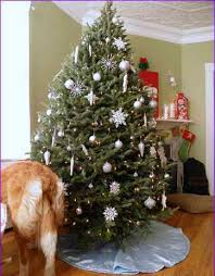 Unlit Christmas Trees Sears by Sears Artificial Christmas Trees Prelit Home Design Ideas